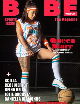 BABE WATCH PRESENTS THE SPORTS ISSUE VOL. 2  FT. STARR