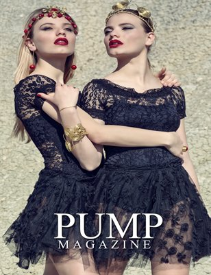 PUMP Magazine Issue 23 - Fashion Edition