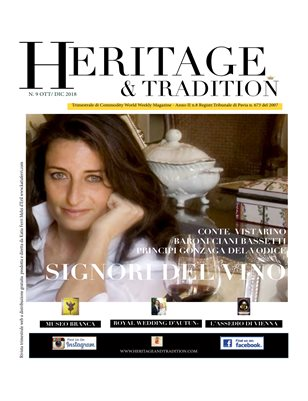 Heritage & Tradition Magazine 10/12 2018