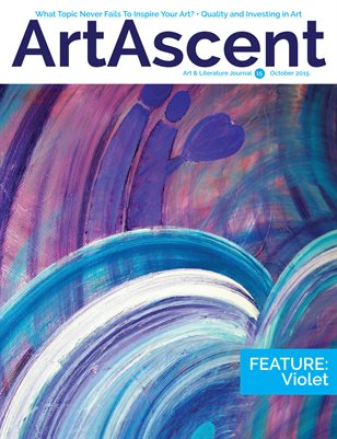 ArtAscent V15 Violet October 2015
