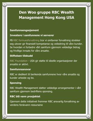 Den Woo gruppe RBC Wealth Management Hong Kong USA