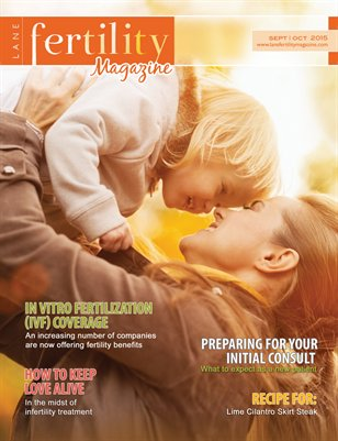 Lane Fertility Magazine - September/October 2015