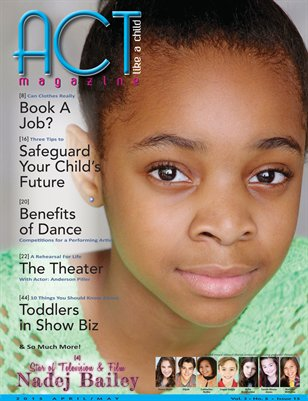ACT Like A Child Magazine Issue 15