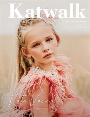 Katwalk Fashion Magazine, Issue 32 February 2021.