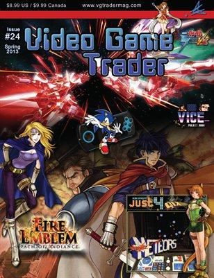 Video Game Trader #24 (Spring 2013)