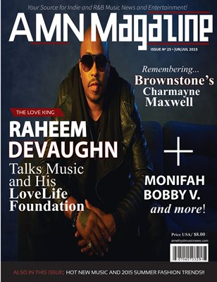 AMN Magazine, Vol 2, Issue #25