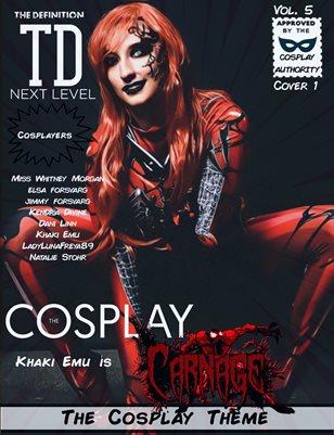 TDM Cosplay Vol.5 Khaki Emu Cover1