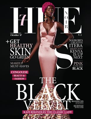 7Hues Noir Issue #1 - October 2017