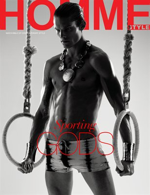 Homme Style #4 - The Olympian