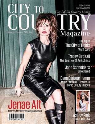 City To Country Magazine Jan/Feb 2016