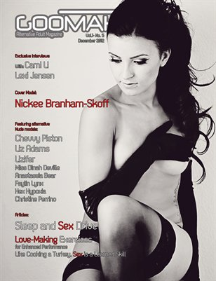 Goomah Magazine - December 2012 - Cover Two