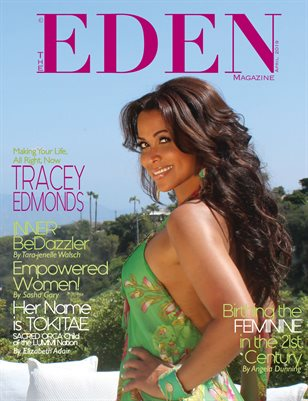 The Eden Magazine April issue