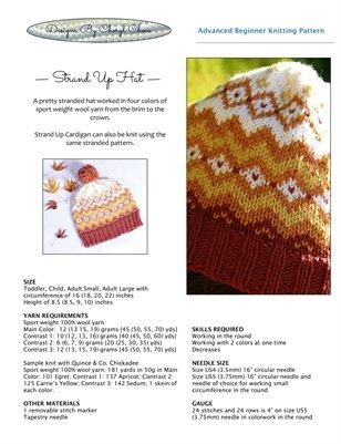 Strand Up Hat
