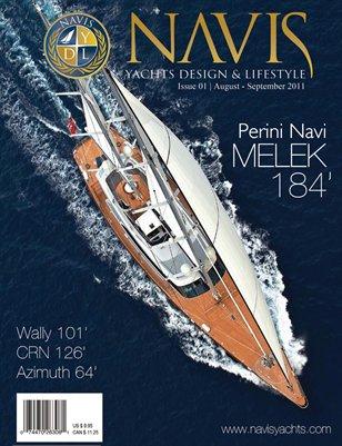 Navis Luxury Yacht Magazine #2