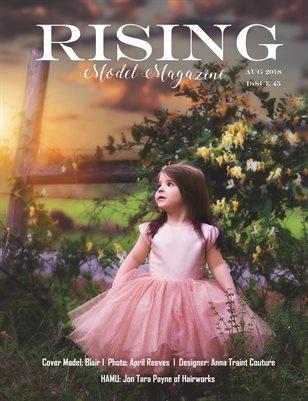 Rising Model Magazine Issue #45