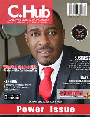 C. Hub magazine power anniversary issue