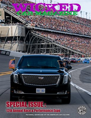 WICKED CAR MAGAZINE MARCH 2020 ISSUE