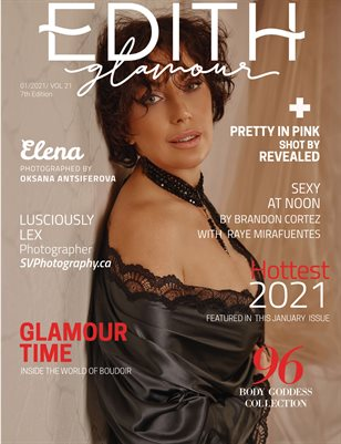 January 2021, Glamour Time, #21