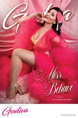 Godiva No.2 -  Miss Behave Cover Poster