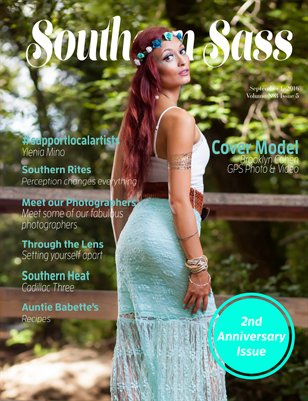 Southern Sass Magazine Volume Three Issue #5