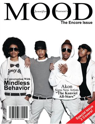 "Mood Magazine ""Encore Issue"" Cover #2"