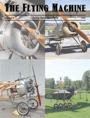 The Flying Machine Collection: Issues 6-9