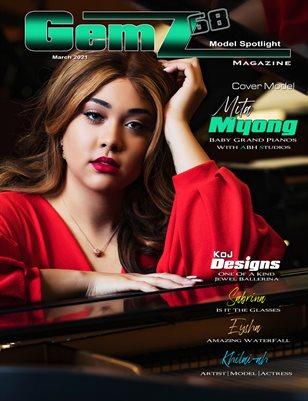 Gemz 68 Magazine Volume 26