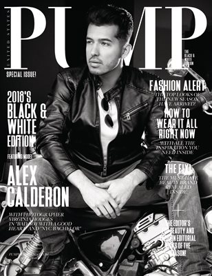 PUMP Magazine - The April 2018 Black & White Edition Vol. 2
