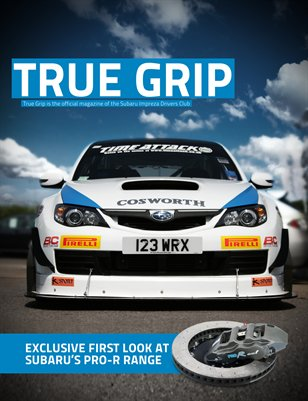 TRUE GRIP | MAY