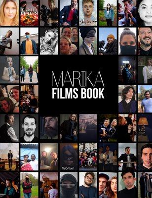MARIKA MAGAZINE FILMS BOOK (ISSUE 2 - MAY)