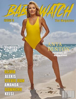 BABE WATCH ISSUE 8 FT ANYA