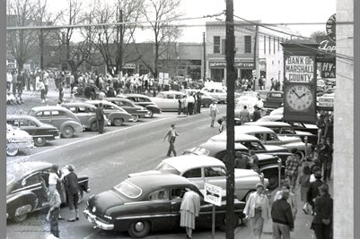 Tater Day 1954 Marshall County, Kentucky (Print5)