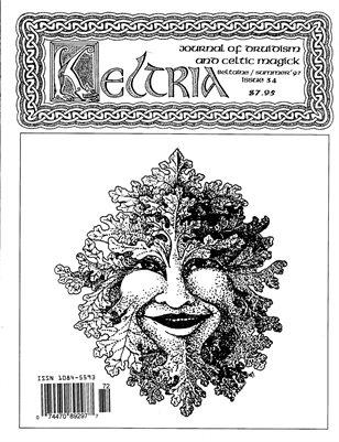 Keltria Journal Issue 34 - Beltaine/Summer '97
