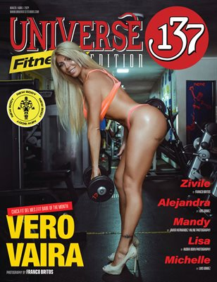 UNIVERSE 137 FITNESS EDITION  JANUARY-MARCH 2021