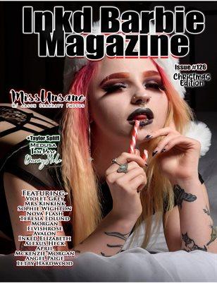 Inkd Barbie Magazine Issue #126 - MissUnsane
