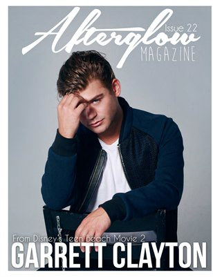 Issue 22 Garrett Clayton 1