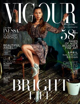 NUDE & Boudoir | April Issue 3