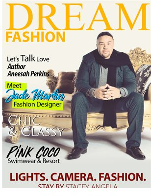 Dream Fashion Magazine - PETRIE Magazine