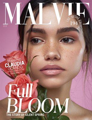 MALVIE Magazine The Artist Edition Vol 194 April 2021