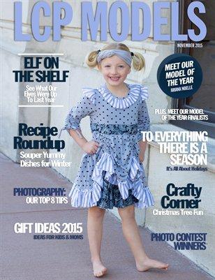 LCP Model Magazine November 2015