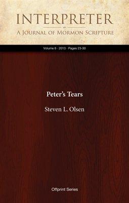Peter's Tears