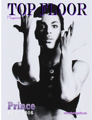 Top Floor Magazine Purple Issue - Publishers Copy