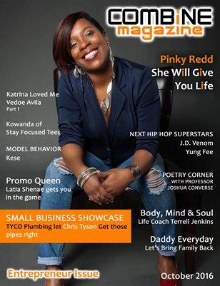 COMBiNE October Issue