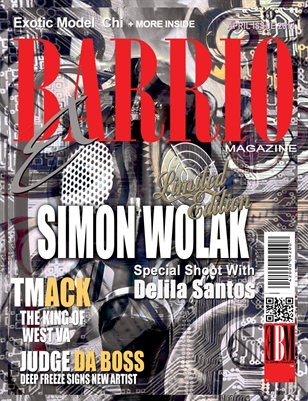 Simon Wolak April Issue Special Edition