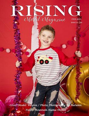 Rising Model Magazine Issue #190