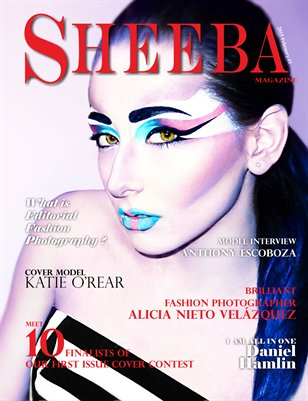 Sheeba Magazine 2015 February