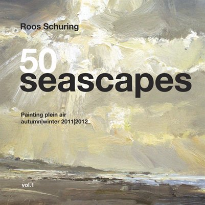 "ROOS SCHURING ""50 Seascapes"" Vol.1 autumn