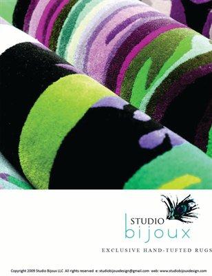2011 Studio Bijoux Floor Jewels Collection