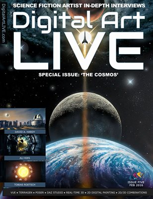 Digital Art Live issue 5