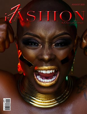 i-Fashion Magazine - August 2020
